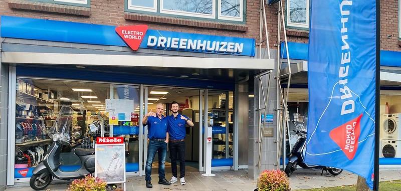Electro World Drieenhuizen