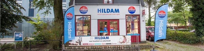 Witgoedspecialist HILDAM Hilversum